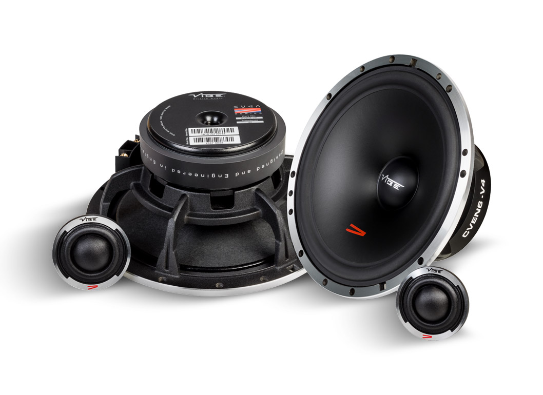vibe cven speakers
