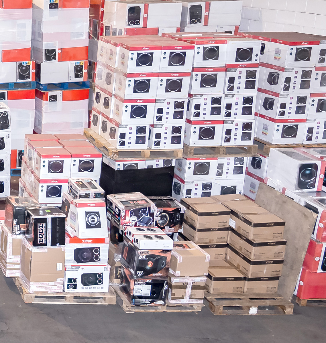 midbass warehouse