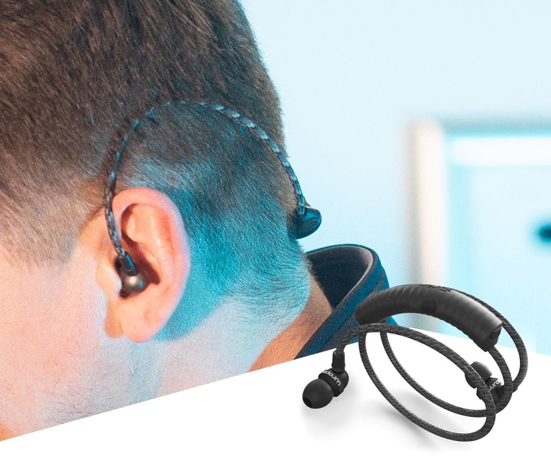 wraps go bluetooth headphones